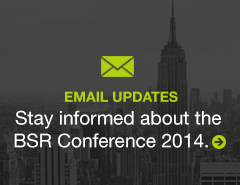 Sign-up for the BSR Conference newsletter